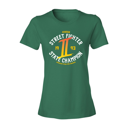 Street Fighter 2 NJ State Champ Tee (Kids)