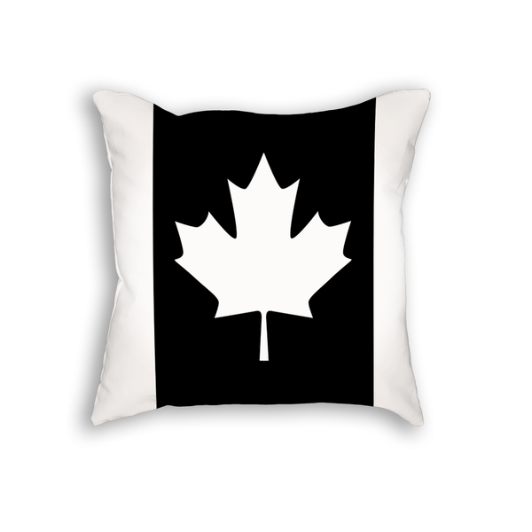Canada Flag Throw Pillow