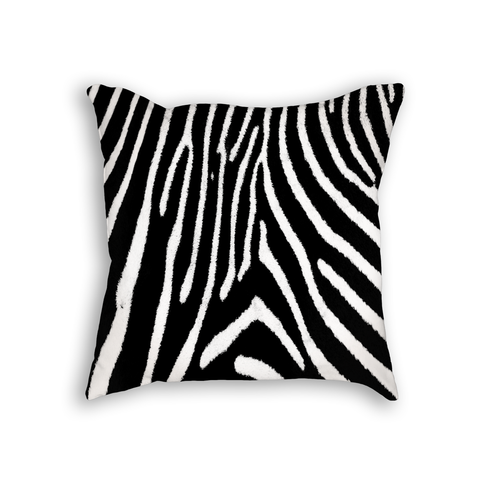 Zebra Pattern Pillow Cushion