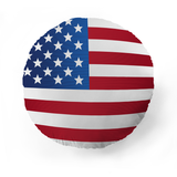 United States Flag Pet Pillow