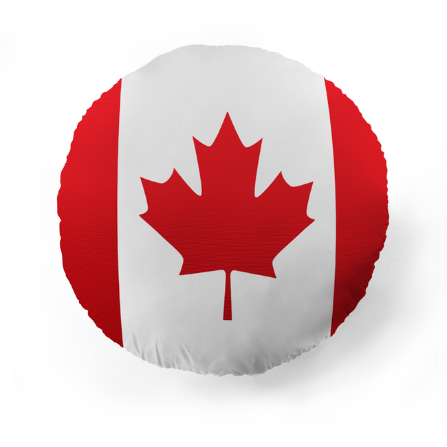 Canada Flag Pet Pillow