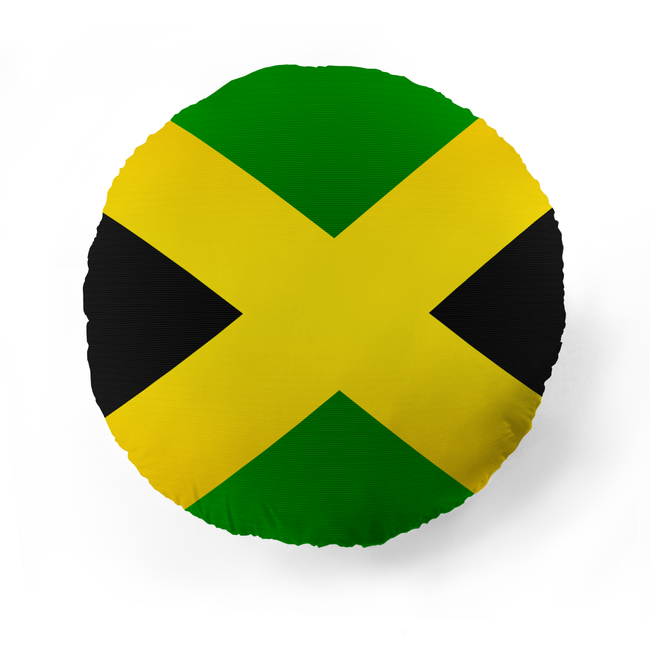 Jamaica Flag Pet Pillow
