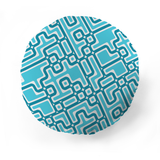 Maze Pattern Pet Pillow