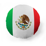 Mexico Flag Pet Pillow