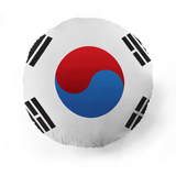 South Korea Flag Pet Pillow
