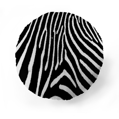 Zebra Pattern Pet Pillow