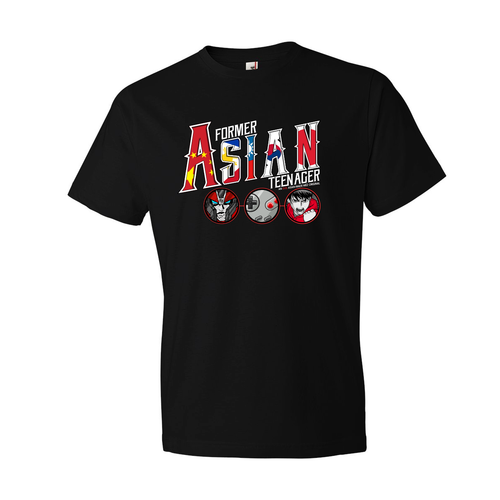 Former Asian Teenager Tee (Men's)