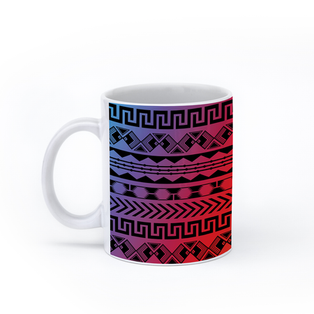 India Flag Coffee Mug