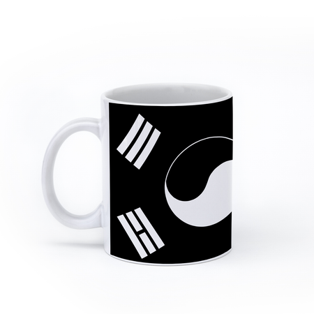 Mexico Flag Coffee Mug