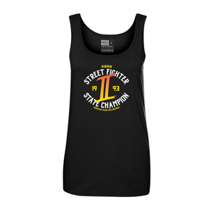 Street Fighter 2 State Champ Tank (Women's)