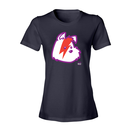 "Chibbs ""KISS"" Fashion Fit Crew Neck Tee (Women's)"
