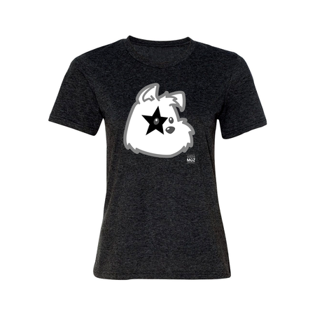 "Chibbs ""BOWIE"" Fashion Fit Crew Neck Tee (Women's)"