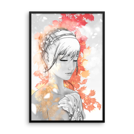 Sakura Wall Art
