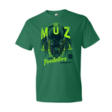 m ū z by mark muñoz Predators Crew Neck Tee (Men's)