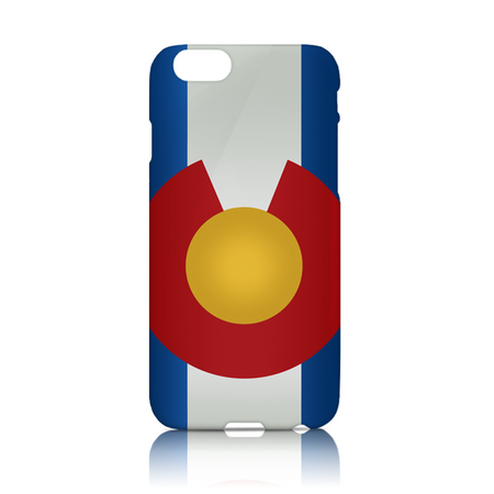 Nevada Flag Phone Case