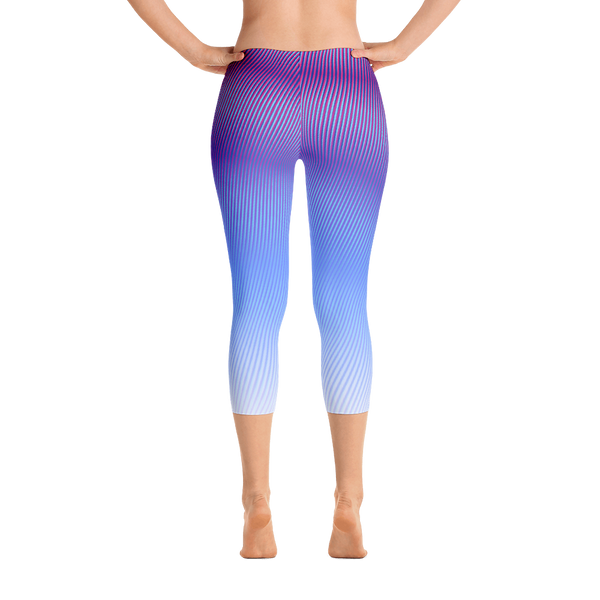Chromostereopsis Leggings