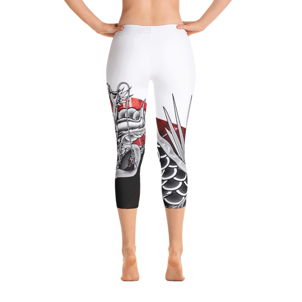 Dragon Tattoo Leggings