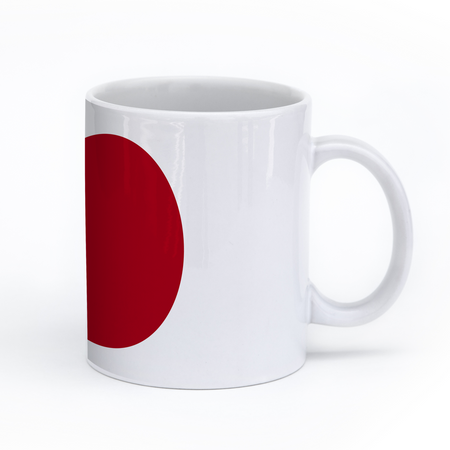 United Kingdom Flag Coffee Mug