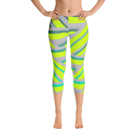 m ū z Camo Leggings