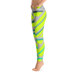 Jade Forest Leggings