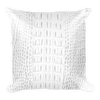 Alligator Pattern Pillow Cushion