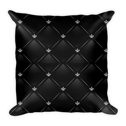 Onyx Pattern Throw Pillow