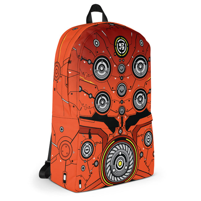 QīFō Alpha Rocket Omega backpack