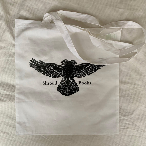 Two Headed Raven Tote