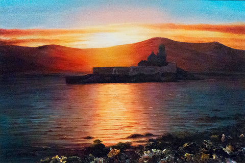 Sunset Reflections Fenit