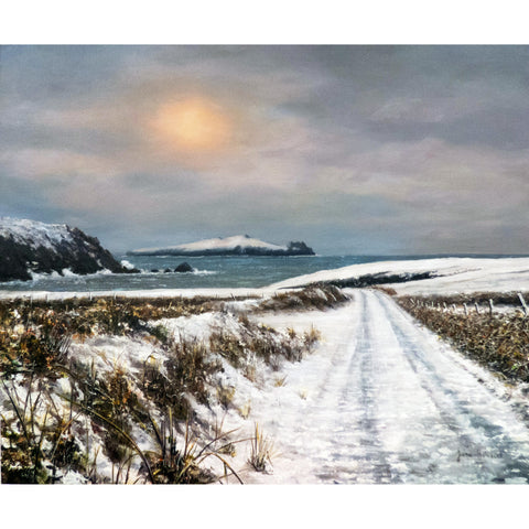 Winters Evening,An Fear Marbh