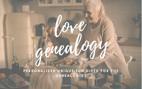 Love Genealogy Gift Card $10 | $25 | $50 | $100 Different Values Available NOW!