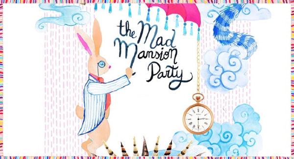 THE MAD MANSION PARTY