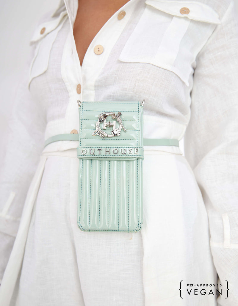 Crossbody Bags India Mint Blue