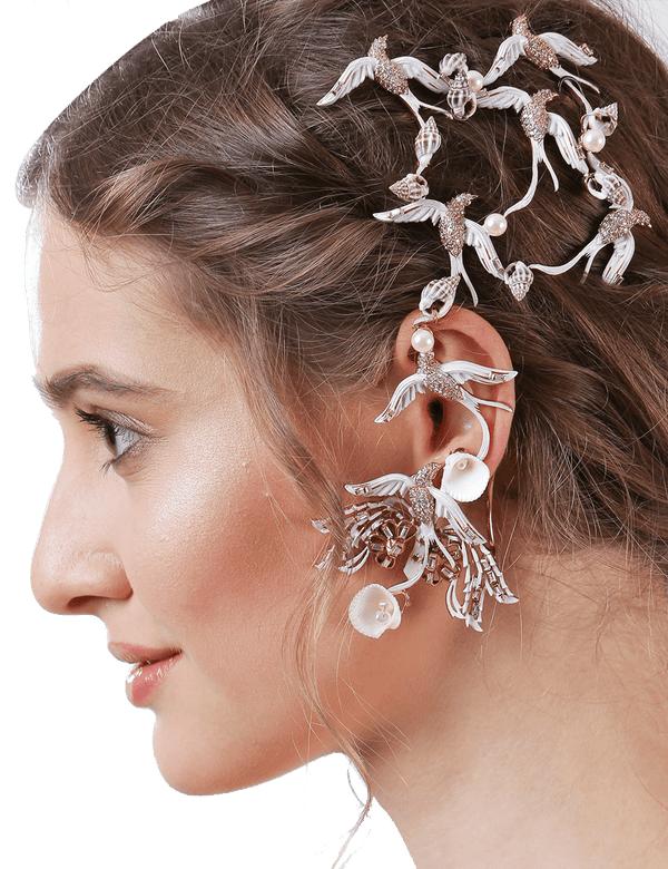 Earrings ear cuff for women