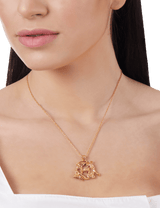 Gold Necklace Pendant Jewellery
