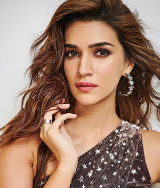 Kriti Sanon Celebrity Jewellery Designs