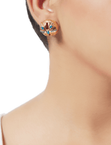 Mini stud earring daily wear