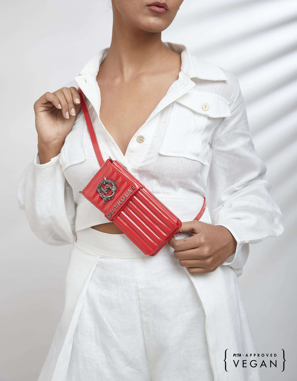 Phone Bags   Red