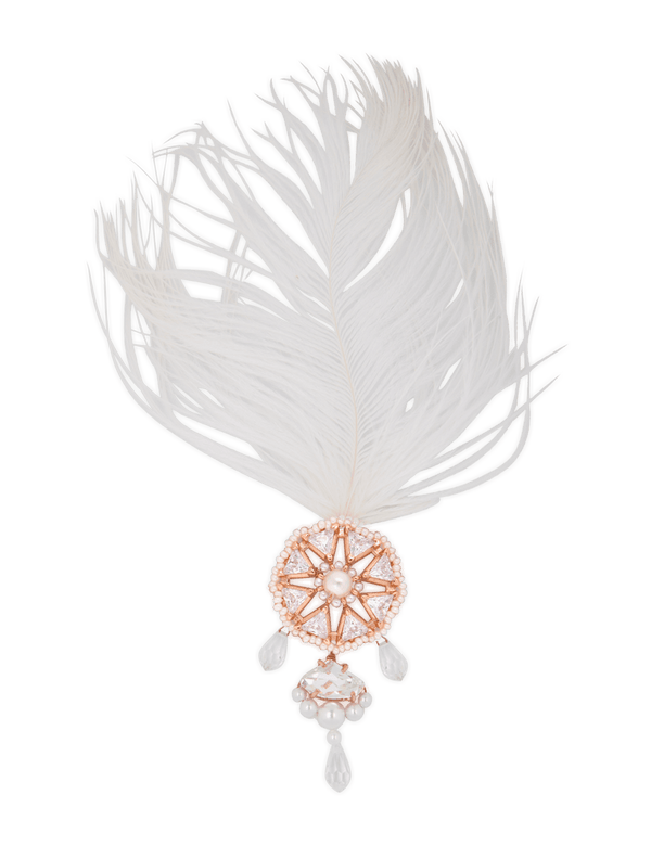 wedding brooch for groom