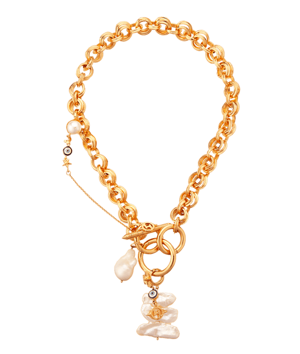 Pearls des Celeste Necklace