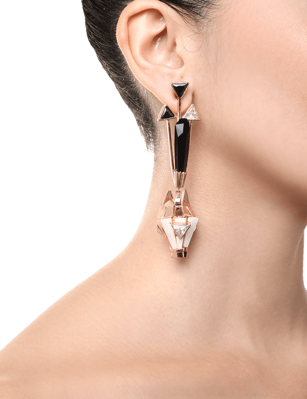 Designer handcrafted earrings for women
