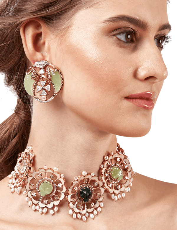 fashion rose gold earrings online.png