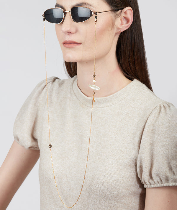 Pearls des Celeste Convertible Optical Chain
