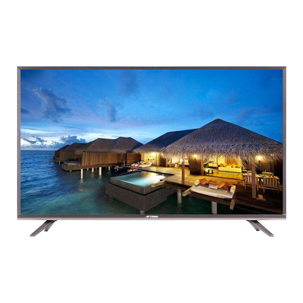 "AFTRON 55"" LED  TV Android Smart 4K UHD"