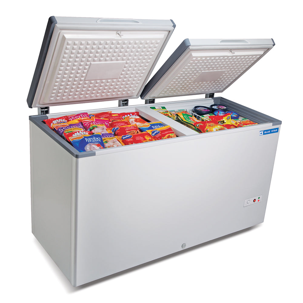 BLUE STAR Chest Freezer 400 Litre - Made In India