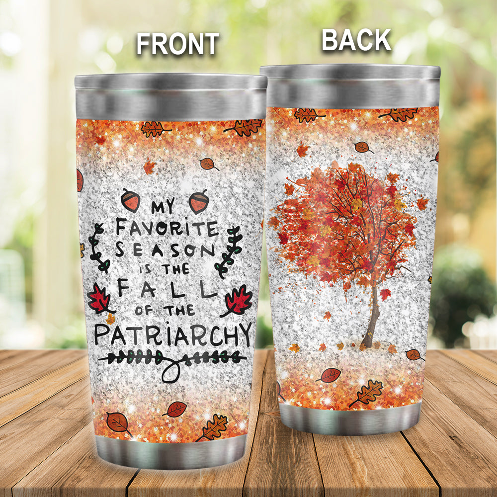 Favorite Season Fall Tumbler
