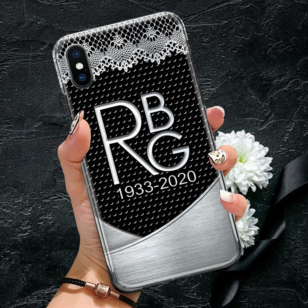 RBG Metal Print Phone Case