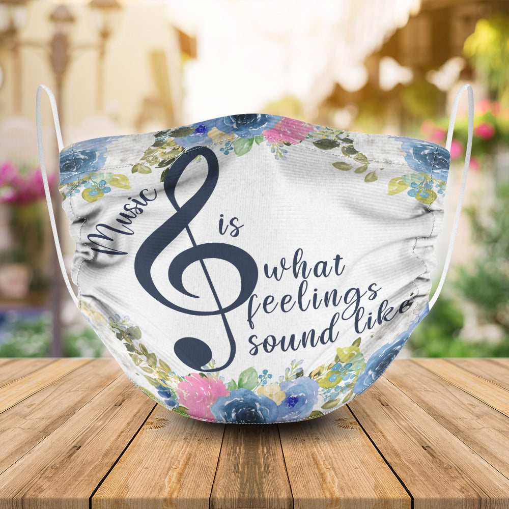Music Is What Feelings Sound Mask