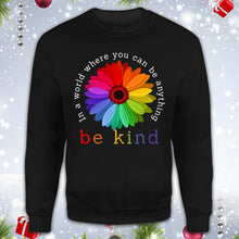 Load image into Gallery viewer, Be Kind Flower Shirt