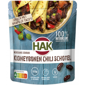 Kidneybonen chili